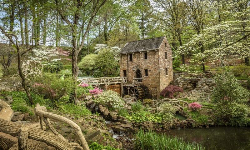 Old Mill Little Rock