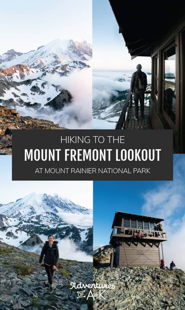 Hiking the Mount Fremont Lookout Trail at Mount Rainier | Things to do at Mount Rainier National Park, What to do at Mount Rainier, Mount Rainier National Park, Best hikes at Mount Rainier, Hiking at Mount Rainier, Trails at Mount Rainier, Mount Rainier hikes, Sunrise at Mount Rainier, Mount Rainier trails, Hikes in Washington, Washington hikes, Washington trails, Washington National Parks