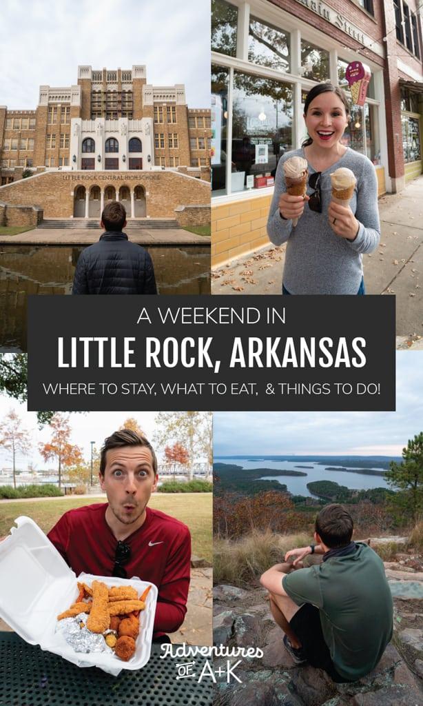 Weekend in Little Rock, Arkansas Itinerary | Things to do in Little Rock, Arkansas | Where to eat in Little Rock | Best food in Little Rock | Where to stay in Little Rock | Visiting Little Rock, Arkansas | What to do in Little Rock | Little Rock Itinerary