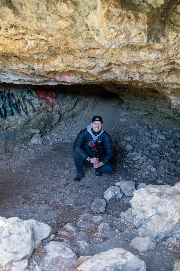 Garner State Park caves