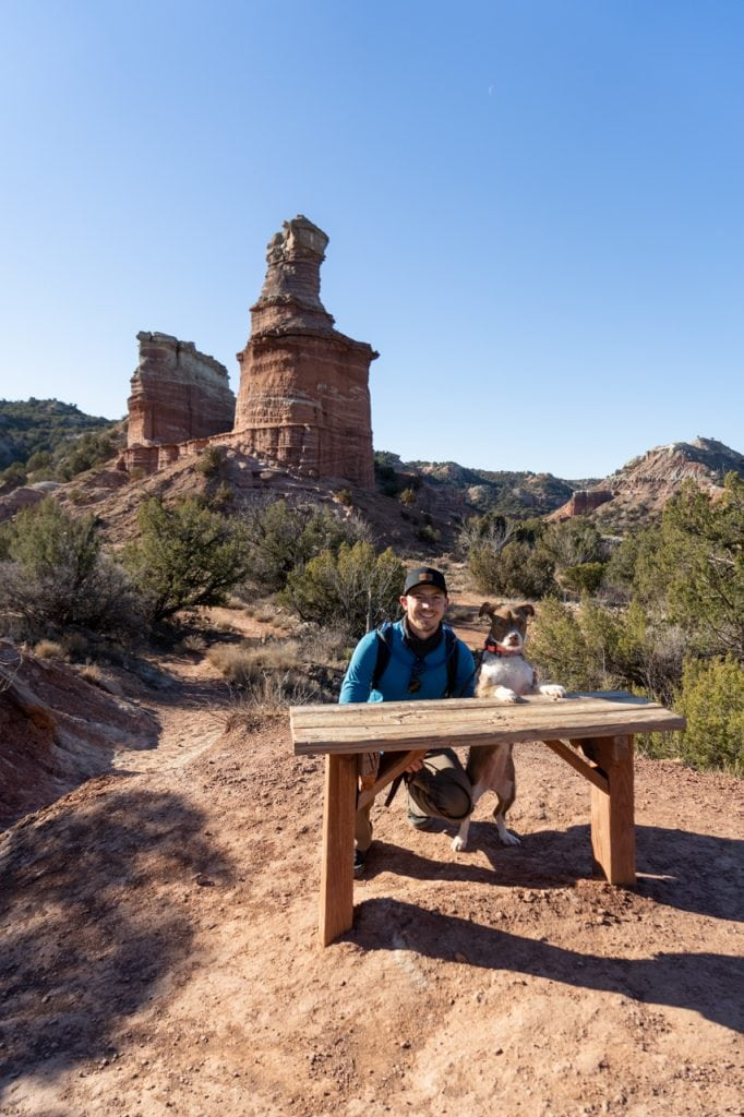Lighthouse Trail Palo Duro Canyon