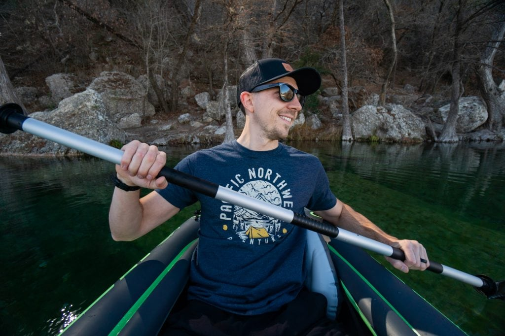 Kayak the Frio River Texas