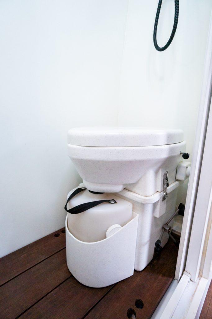 Van Life Bathroom