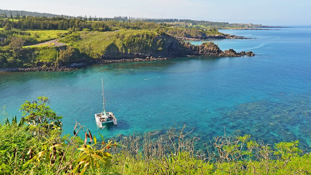 Best Beaches on Maui, Maui Beaches, Honolua Bay