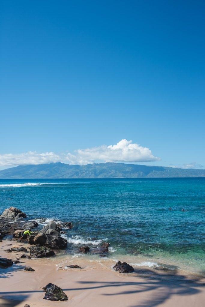 Best Beaches on Maui, Maui Beaches, Kapalua Bay