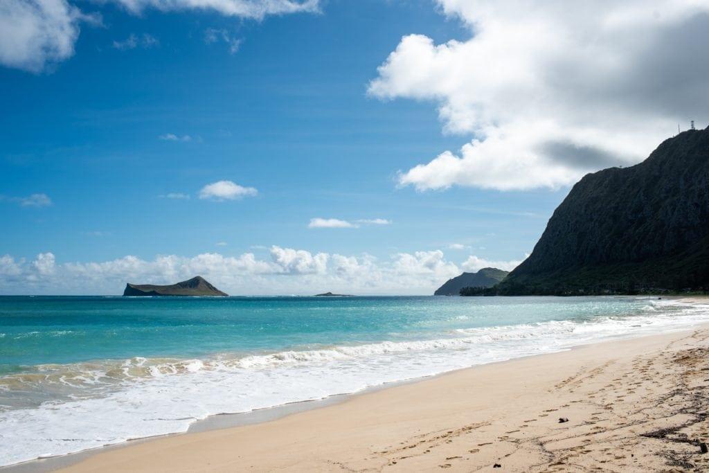 Waimanalo Beach Oahu