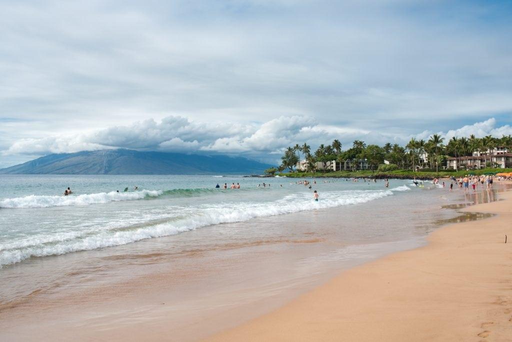Best Beaches on Maui, Maui Beaches, Wailea Beach