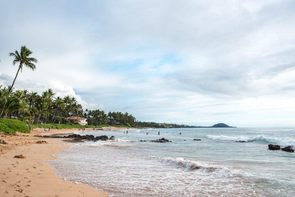 Best Beaches on Maui, Maui Beaches, Keawakapu Beach