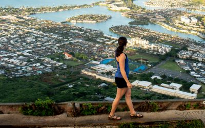 Hiking up the Koko Head Stairs on Oahu: Everything you need to know before you go!