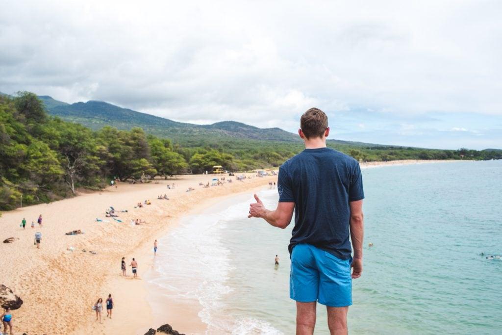 Best Beaches on Maui, Maui Beaches, Big Beach Makena Beach