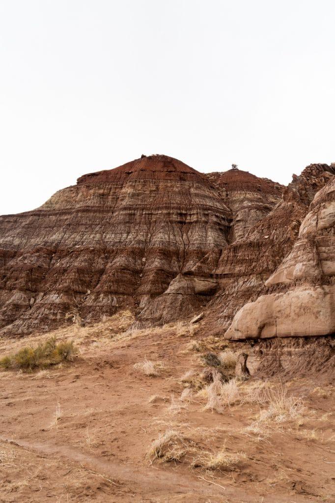 Badlands in Utah