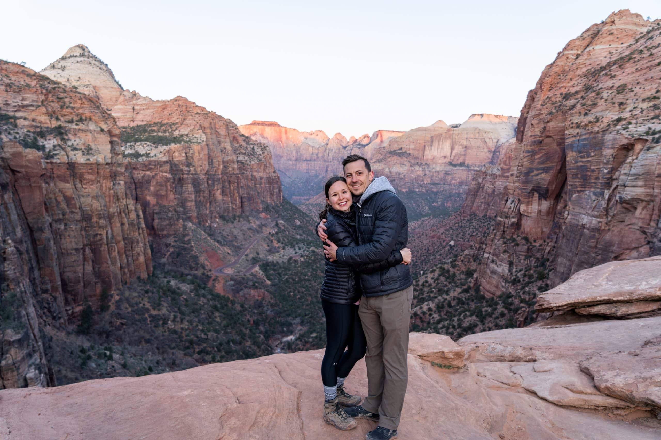 3 Days at Zion and Bryce Canyon National Parks