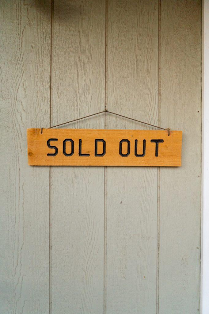 Kanarra Falls Sold Out