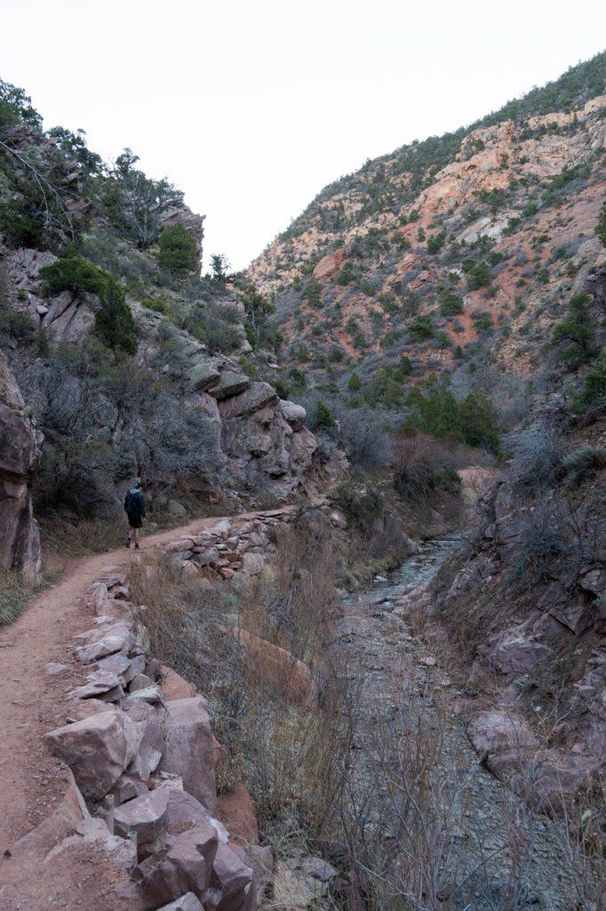 How to hike to Kanarra Falls