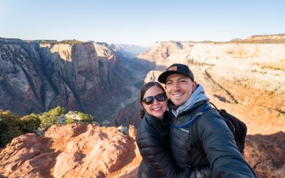 How to hike to Observation Point at Zion National Park (the BEST view of Zion!)