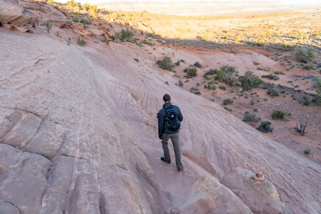 Dry Fork, Peek-A-Boo, and Spooky Trail