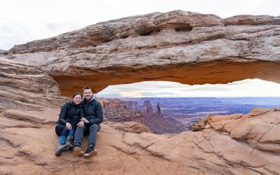 Visiting Island in the Sky at Canyonlands National Park (Best things to do + one day itinerary!)