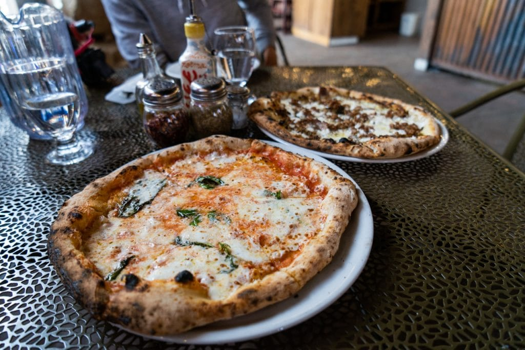 Antica Forma Pizza Moab