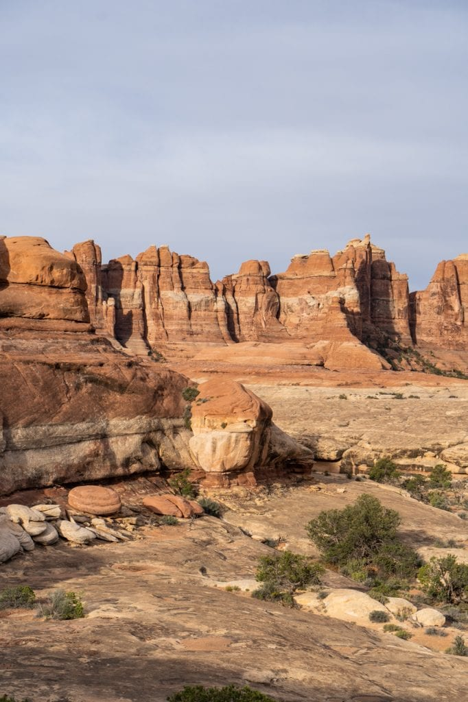 The Needles District Canyonlands