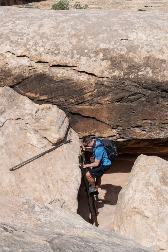 Druid Arch Trail Canyonlands National Park