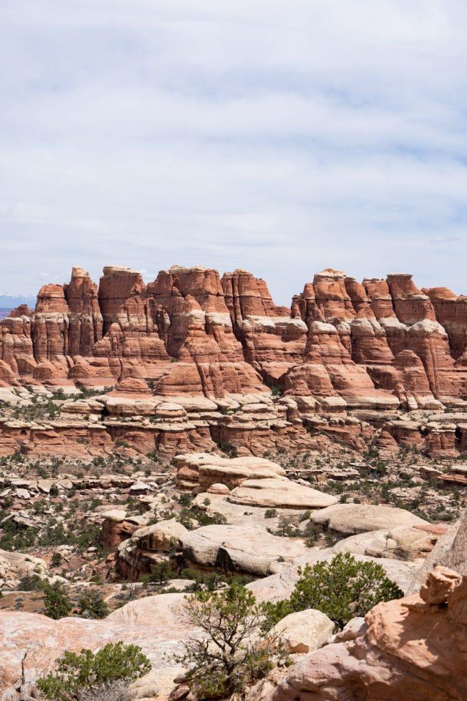 Chesler Park Canyonlands National Park