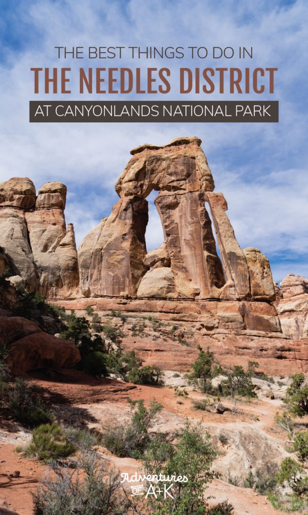 The Needles District Canyonlands | The Best Things to do at Canyonlands National Park | Canyonlands National Park Itinerary | What to do at Canyonlands National Park | Utah National Parks | Canyonlands Guide | Things to do in the Needles District | What to do in the Needles District | Visiting Canyonlands National Park