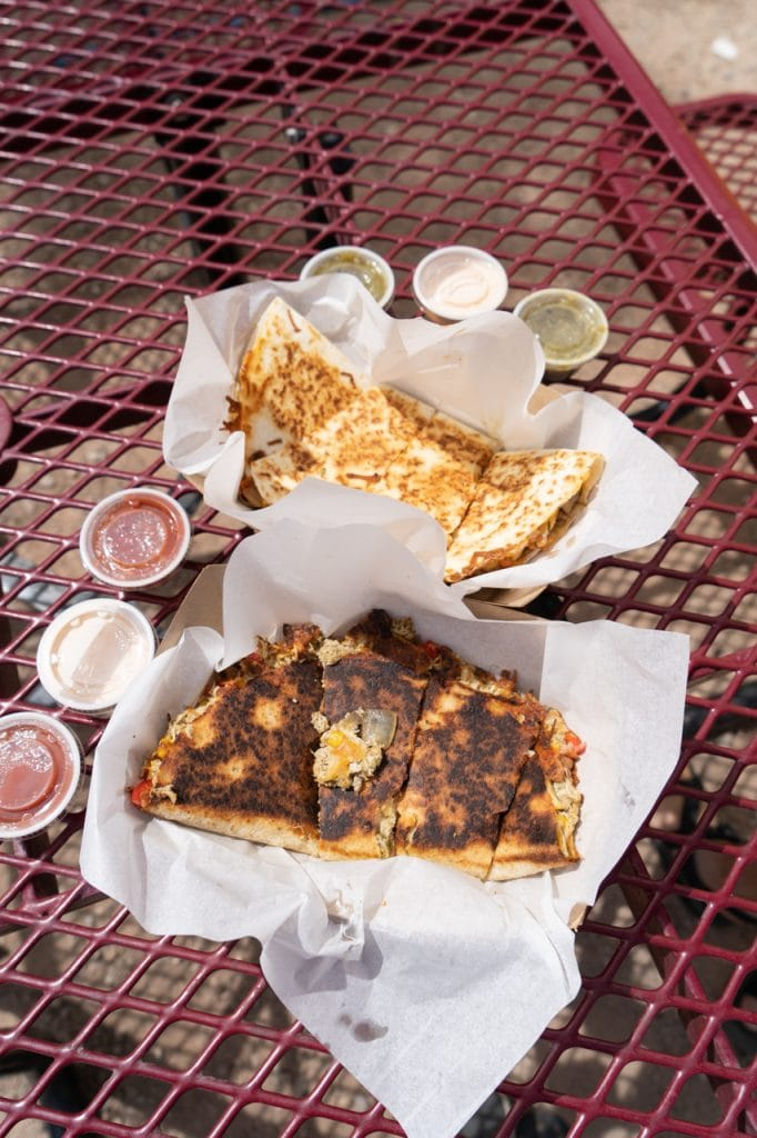 Quesadilla Mobilla | The Best Things to do in Moab, Utah