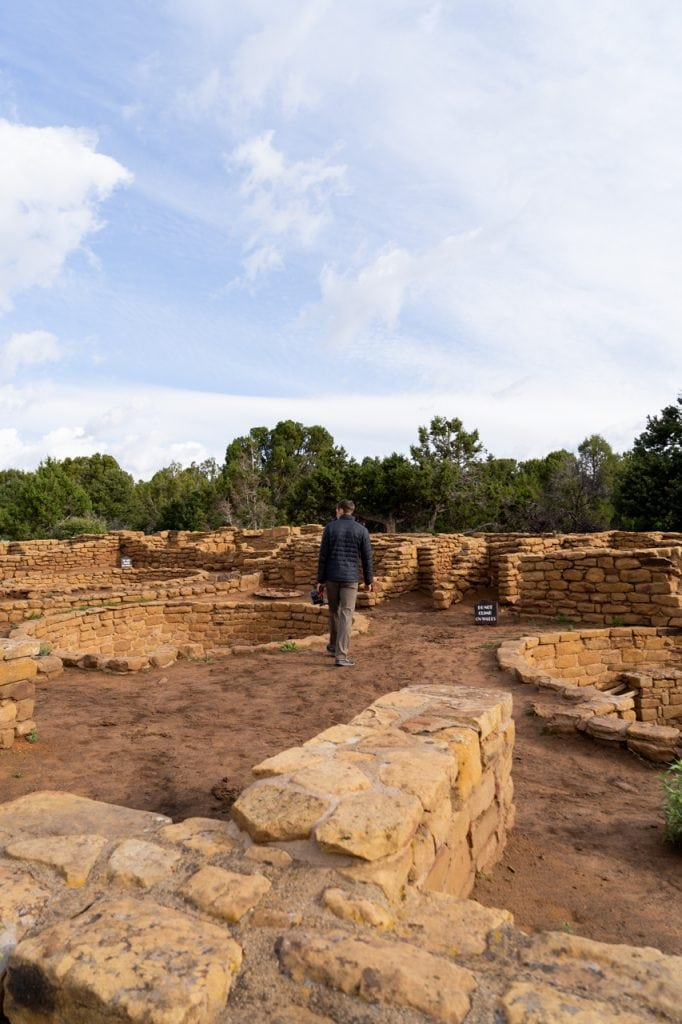 Far View Sites at Mesa Verde National Park
