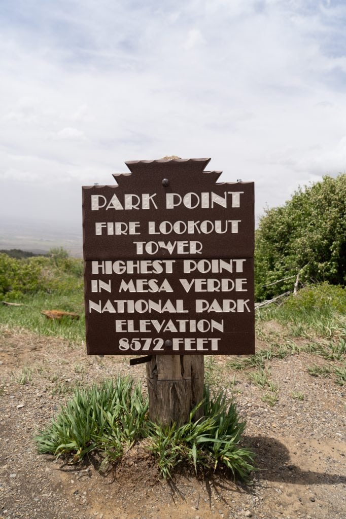 Park Point Fire Lookout