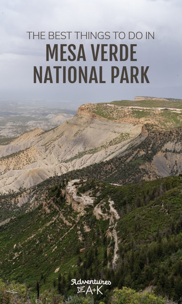 Visiting Mesa Verde National Park | The Best Things to do in Mesa Verde National Park | Mesa Verde Cliff Dwelling Tours | Where to stay at Mesa Verde | Mesa Verde Hikes | Mesa Verde Tours