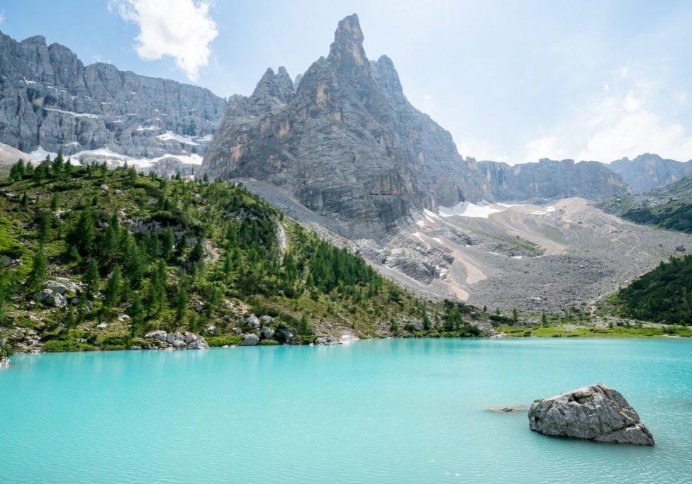 The Dolomites | Best hikes in the Dolomites | Things to do in the Dolomites | Best Dolomites hikes | Lago di Braies | Lago di Sorapis | Tre Cime di Lavaredo