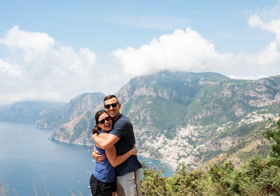 Positano Italy | Amalfi Coast | Things to do in Positano | Where to eat in Positano | Path of the Gods