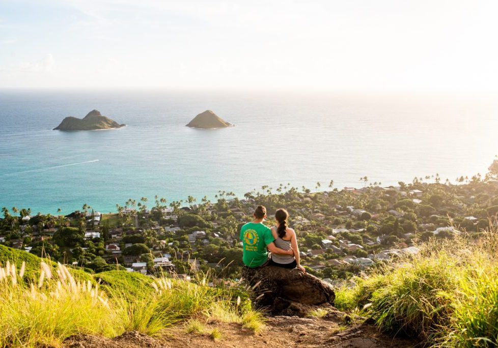 Oahu Travel | Things to do Oahu | Hawaii Travel | Things to do Hawaii | Oahu Beaches | Hawaii Beaches | East Side Oahu | Lanikai Pillbox | Lanikai Beach | Lulumahu Falls | Oahu Hikes | Hawaii Hikes