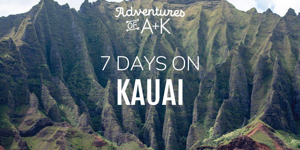 7 Days on Kauai: Kauai Itinerary, Things to do on Kauai, Where to stay on Kauai, Things to do in Kauai, Kauai Things to do, Kauai Hawaii, Island of Kauai, Where to eat in Kauai, Where to eat in Kauai, Kauai Food, Best Food on Kauai, What to do on Kauai, When to visit Kauai, Best time to visit Kauai, Kauai 7 day Itinerary, Kauai hikes